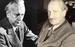 """""""Man er altid i det absolutte"""" – Jaspers' og Arendts kritik af Heidegger"""