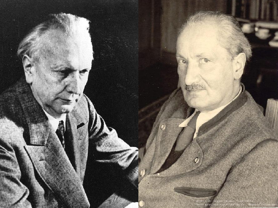 Jaspers-Heidegger
