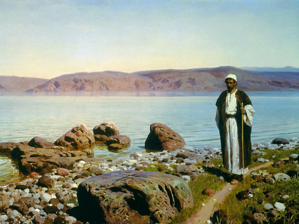 Bibelske landskaber som teologisk tale.  Af Laura Cæcilie Jessen, cand.theol.