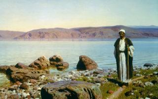 Bibelske landskaber som teologisk tale