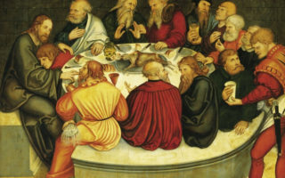 De danske nadverritualer og -salmer efter reformationen