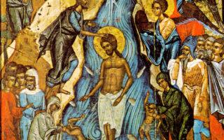 Lidt om dåben i folkekirken og i Biblen