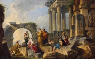 Paulus i nutidens politiske filosofi