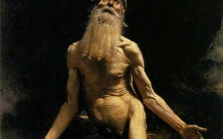 Når Gud angriber mennesket – Den tvetydige erfaring af Gud og verden  hos Martin Luther, K.E. Løgstrup og Regin Prenter