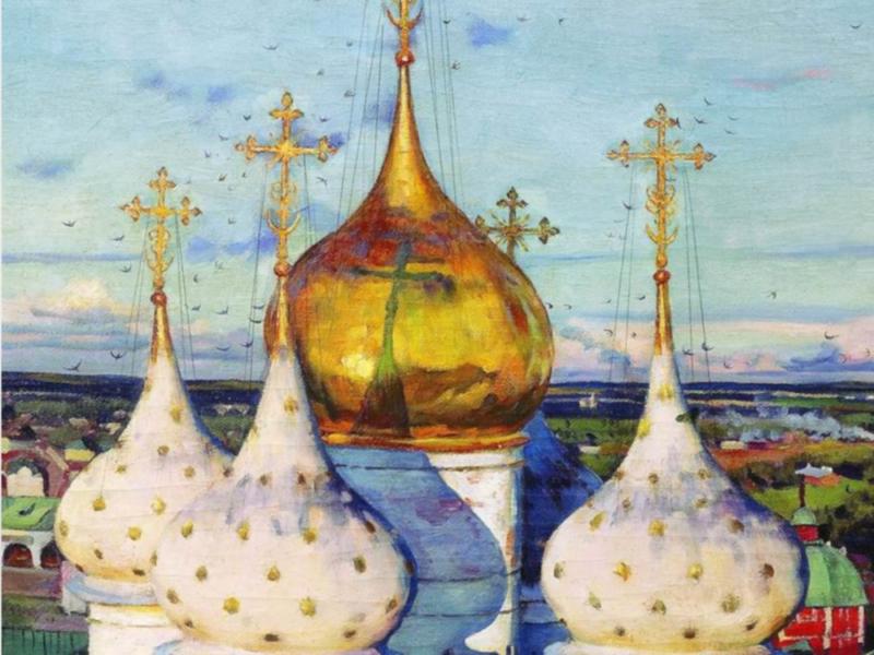 Den ortodokse arv – før og nu