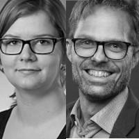 Bo Kristian Holm og Sasja Emilie Mathiasen Stopa