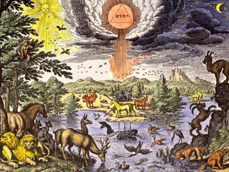 Natur, Bibel, Analogisme
