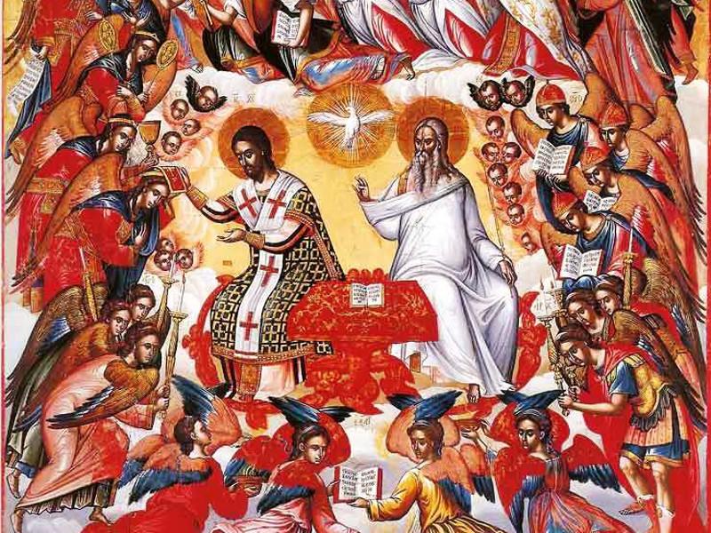 Den liturgiske vending. Et essay om radikal ortodoksi og ritualer