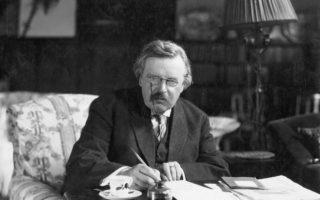 Undren og paradoks: En introduktion til G.K. Chesterton