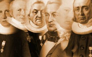Kirkehistoriske perspektiver frem til nutiden