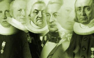 Liturgidebat: Den store ritualkamp i 1830'erne
