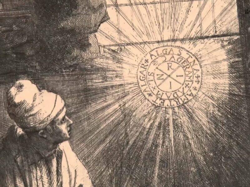 Erkendelsens nadver: Et essay om Faustmyten med stadig hensyn til Nietzsche