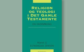 Det Gamle Testamente mellem tempel og forsamlingshus