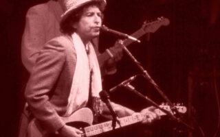 Kvinden og Kristus hos Bob Dylan