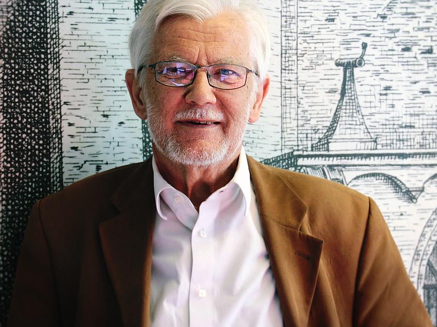 Geert Hallbäck in memoriam