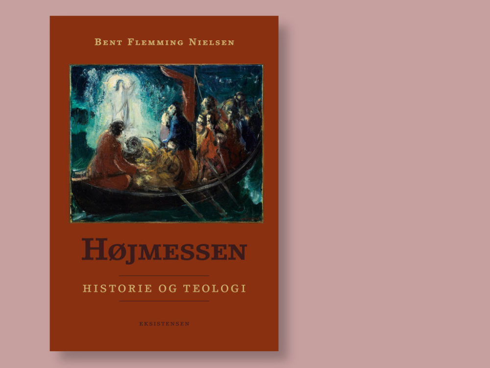 Debatten om Folkekirkens liturgi har fået et betydeligt løft med ny bog